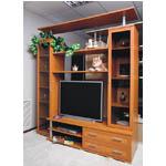 Обычно основными составляющими мебели для гостиной являются стенки, тумбы под аудио-видео-аппаратуру